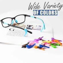 6Pair AntiSlip Comfort Glasses Retainers Ear Hook Eyeglass Grip Eyewear Accessories Eye Glasses Silicone Grip Temple Tip Holder