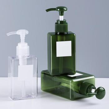 100 150 250ml Home Shower Shampoo Lotion Liquid Soap Foaming Dispenser Kitchen Hand Sanitizer Bottle Empty Refillable Pump 2019