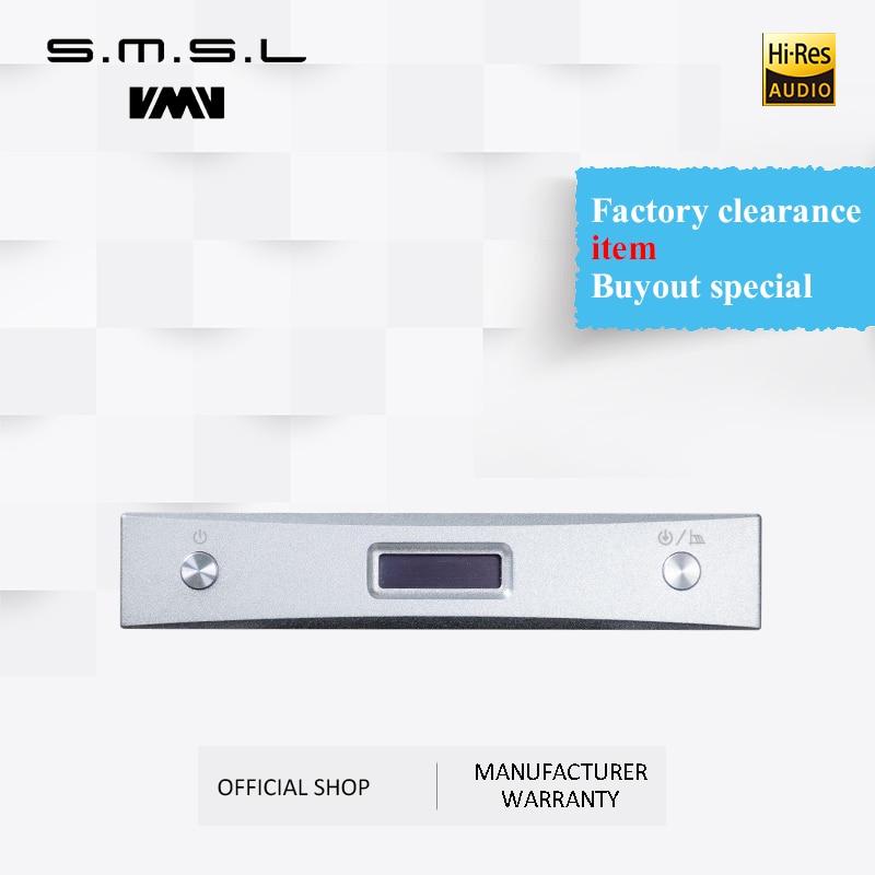 Old Version SMSL M8A Native ES9028Q2M DSD512/PCM768kHz USB DAC Player XMOS OPTICAL/Coaxial /USB Input RCA Output HIFI Decoder|Digital-to-Analog Converter| |  - title=