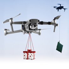 AirDrop Air DROPระบบสำหรับDJI Mavic 2 Pro ZOOM AIR 2 Droneเหยื่อตกปลางานแต่งงานแหวนของขวัญให้ชีวิตกู้ภัยโยนThrower
