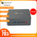 Beelink u55 I3-5005U mini pc win10 8 gb ddr3l 512 gb ssd mini pc 2 * hdmi bt4.0 suporte de 64 bits tela dupla netfix