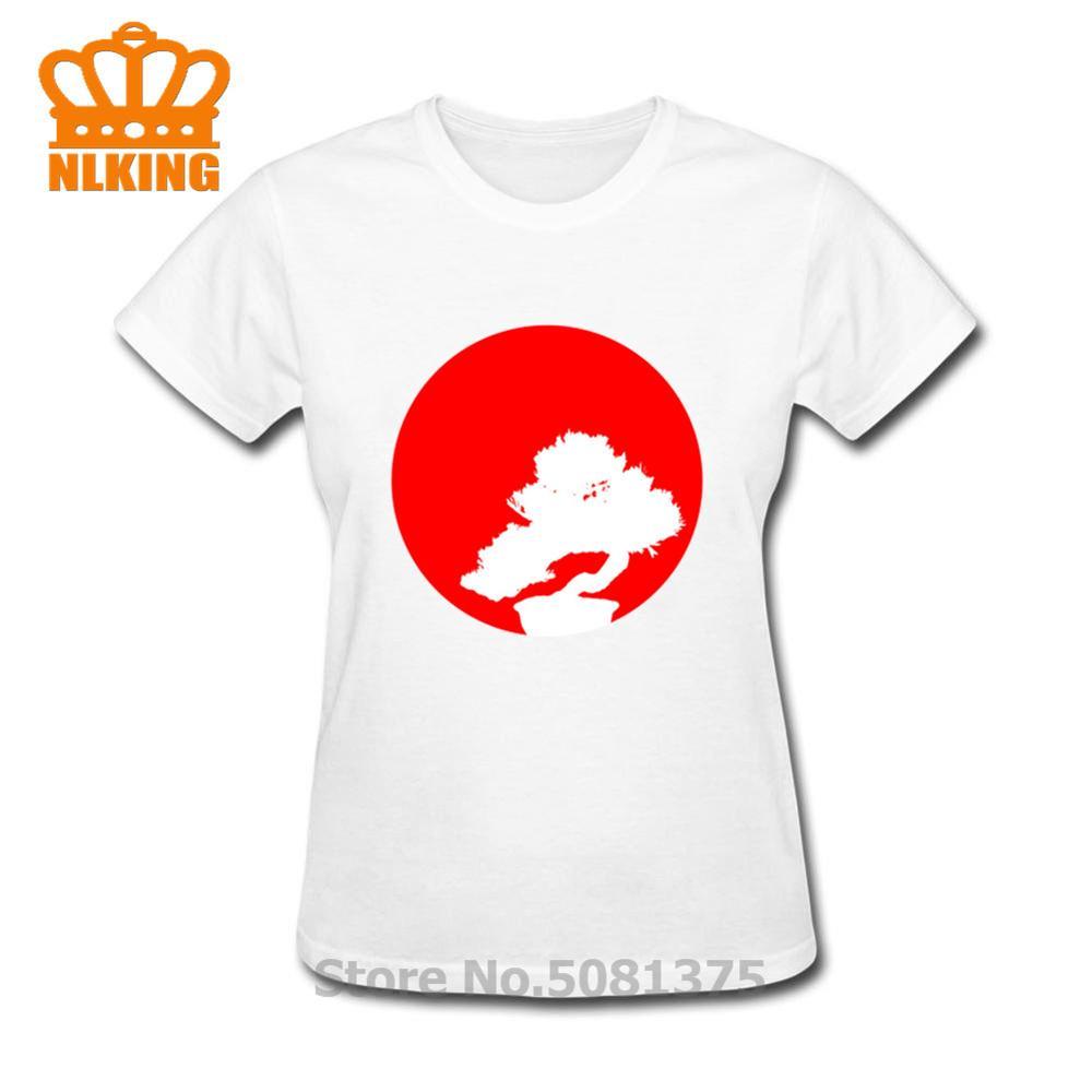 Japan Rising Sun Cool Women/'s T-SHIRT ALL SIZES # Red