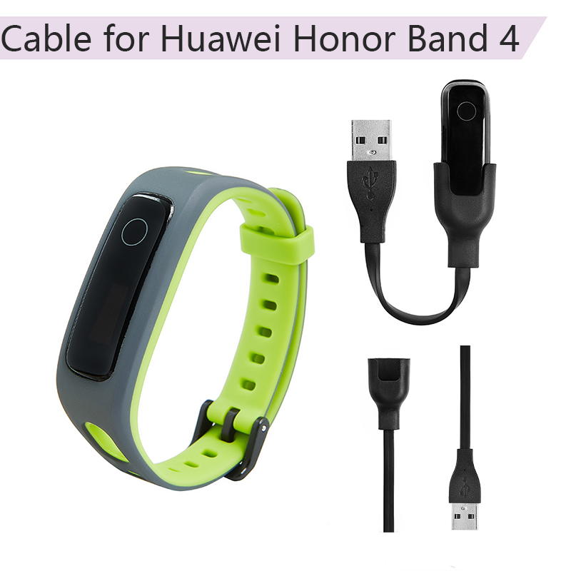 13cm Watch USB Charging Cable for <font><b>Honor</b></font> Bracelet 5 Cradle Dock <font><b>Charger</b></font> Line for Huawei <font><b>Honor</b></font> <font><b>Band</b></font> <font><b>4</b></font> Running for <font><b>Band</b></font> 3 3 Pro <font><b>4</b></font> image