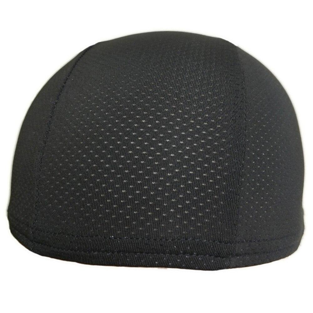 For Helmet Motorcycle Bicycle Helmet Inner Cap Coolmax Hat Quick Dry Breathable Hat Racing Cap Under Helmet Beanie Cap