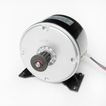 Brushed Electric-Motor 2750RPM 24V Chain-Drive Gear Speed-Control 250W High-Quality DC