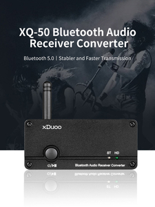 Image 3 - xDuoo XQ 50 Pro/XQ 50 ES9018K2M Buletooth 5.0 Audio Receiver Converter USB DAC support aptX/SBC/AAC Rejuvenate your DAC/AMP XQ50