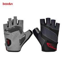 Светоотражающие цветные мужские и женские перчатки для велоспорта
