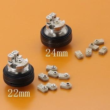 VapSea – Berserker BSKR V2, Mini atomiseur MTL RTA de 24mm / V2 de 22mm, 2mL/3ml, bobine simple, réservoir RTA, Kit