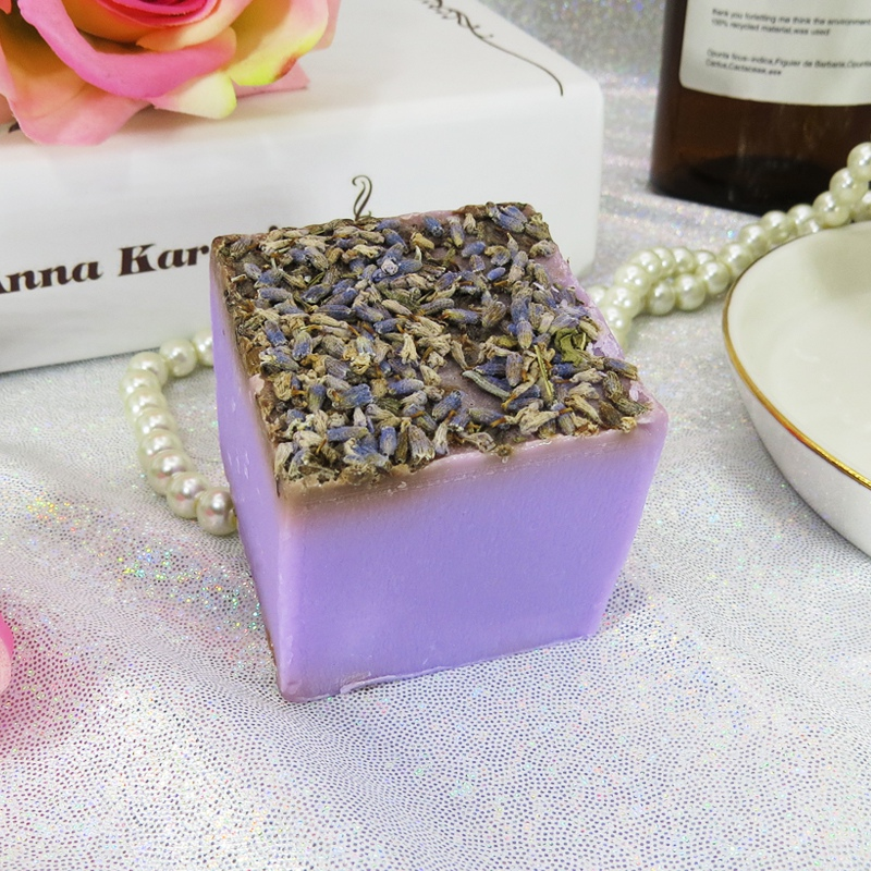 100% Plant Whitening Handmade Soap Skin Remove Acne Deep Cleansing Face Hair Healthy Care