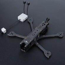 iFlight 222mm 5 inch Frame Carbon Fiber Freestyle Frame for DJI FPV Air Unit DJI FPV System with Antenna Base Holder vs LASER HD