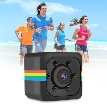 SQ11 1080P Mini Car DVR DV Camera Camcorder Sports Dash Cam Full HD 140 Degree Wide Angle IR Night Vision Camcorders image