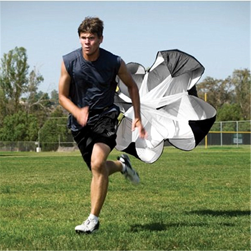 Тренировка скорости в футболе бегущая тренировка парашютом футбольное