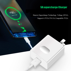 Image 5 - Original Huawei Mate30 Pro Supercharge USB Fast Charger 10V 4A 40W 5A TypeCสำหรับMagic 2 mate 20 30 Pro P20 P30 Pro