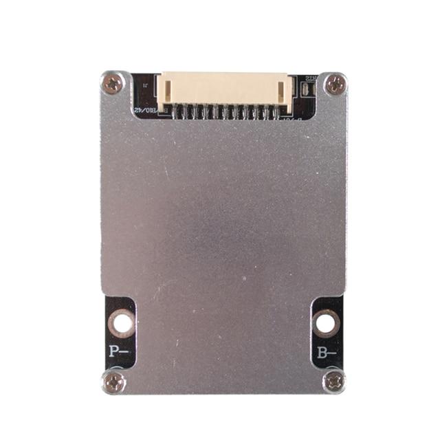 BMS 10S 12S 13S 14S 16S 30A 40A 50A 60A 100A 48V 60V 18650 리튬 이온 리튬 배터리 보호 보드 BMS 회로 밸런스 모듈