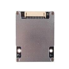Placa de protección de litio BMS 10S 12S 13S 14S 16S 30A 40A 50A 60A 100A 48V 60V 18650, módulo de equilibrio de circuito BMS
