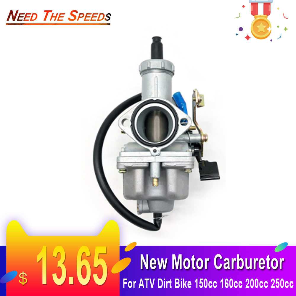 Carburateur à moteur PZ30 VM26 | Modification du carburateur, pour ATV Dirt Bike 150cc 160cc 200cc 250cc