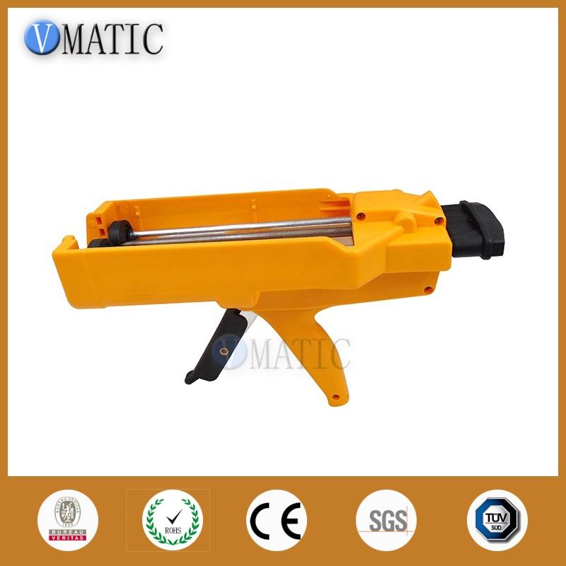 Free Shipping 2019 Hot Sale Professional PU Expanding Foam Gun Caulking Gun 400ml/cc 2:1 Ratio