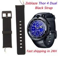 Zeblaze Thor 4 dual Mit antenne ersetzen strap magnet 4pin ladegerät kabel Daten Übertragung Uhr Kabel Smart Armband Zubehör