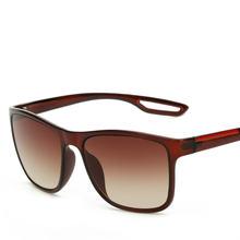 2020 luxury oversized square sunglasses men brand designer fashion