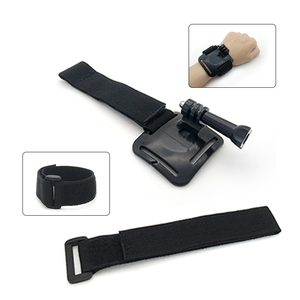 Image 3 - อุปกรณ์เสริมขาตั้งกล้อง Monopod Floating bobber หัวนาฬิกาข้อมือสำหรับ GoPro HERO 7 6 5 Xiaomi Yi 4K SJCAM