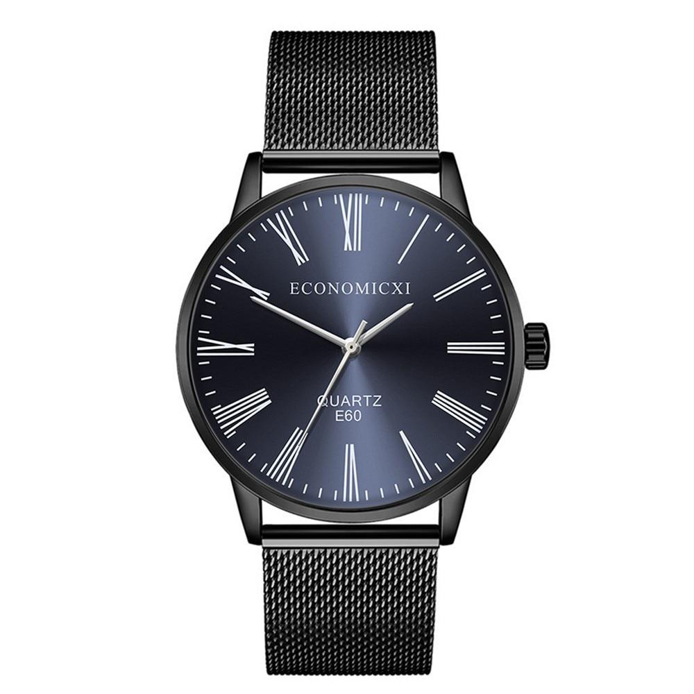DUOBLA Watch Men Quartz Watches Men Watch Mens Watches Top Brand Luxury Stainless Steel Watch Wristwatch Mens Reloj Hombre