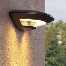 Уличный светодиодный настенный светильник 4 Вт алюминиевая современная
