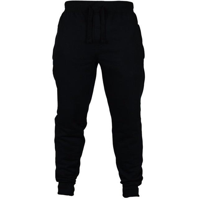 Litthing 2019 New Autumn Winter Mens Sports Pants For Casual Sweatpants Hip Hop Pants Streetwear Trousers Men Cashmere Joggers 2