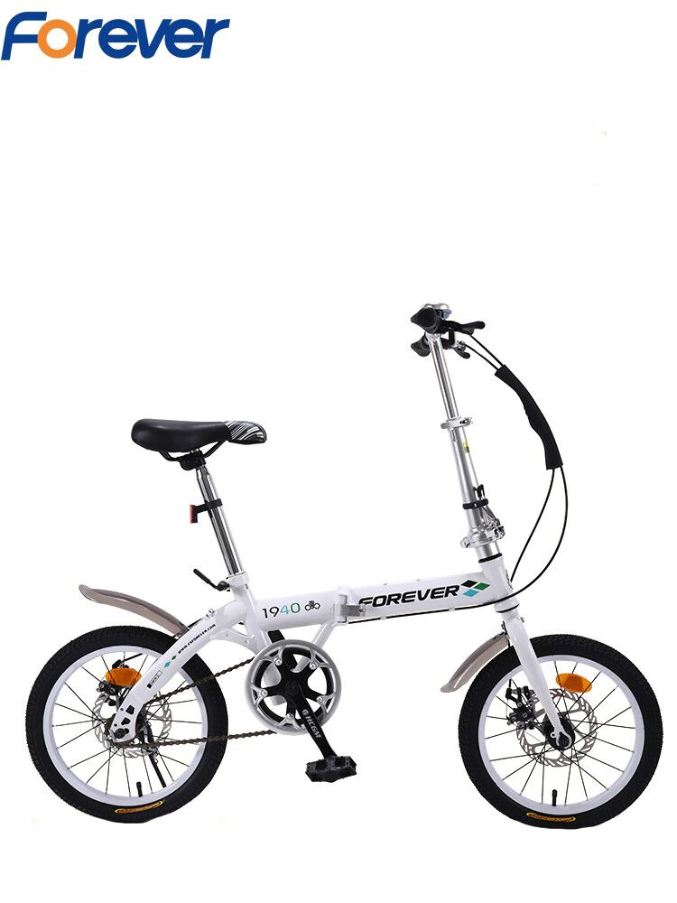 20 inch Mountain bike off road male female wheel folding bicycle dual disc brakes variable mountain Innrech Market.com