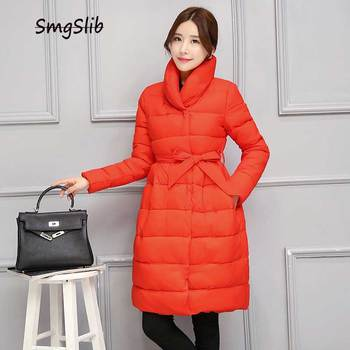 Winter Jacket 2020 New Women Long Section Parka Outwear Warm Thick Cotton Padded Jacket Coat Female Casual Plue Size Winter Coat maternity winter jacket women new 2018 coats female parka black thick cotton padded lining clothes pregnant woman outwear