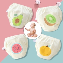 Baby Diapers Underwear Training-Pants Panties Nappy Changing Washable-Cloth Infant Reusable