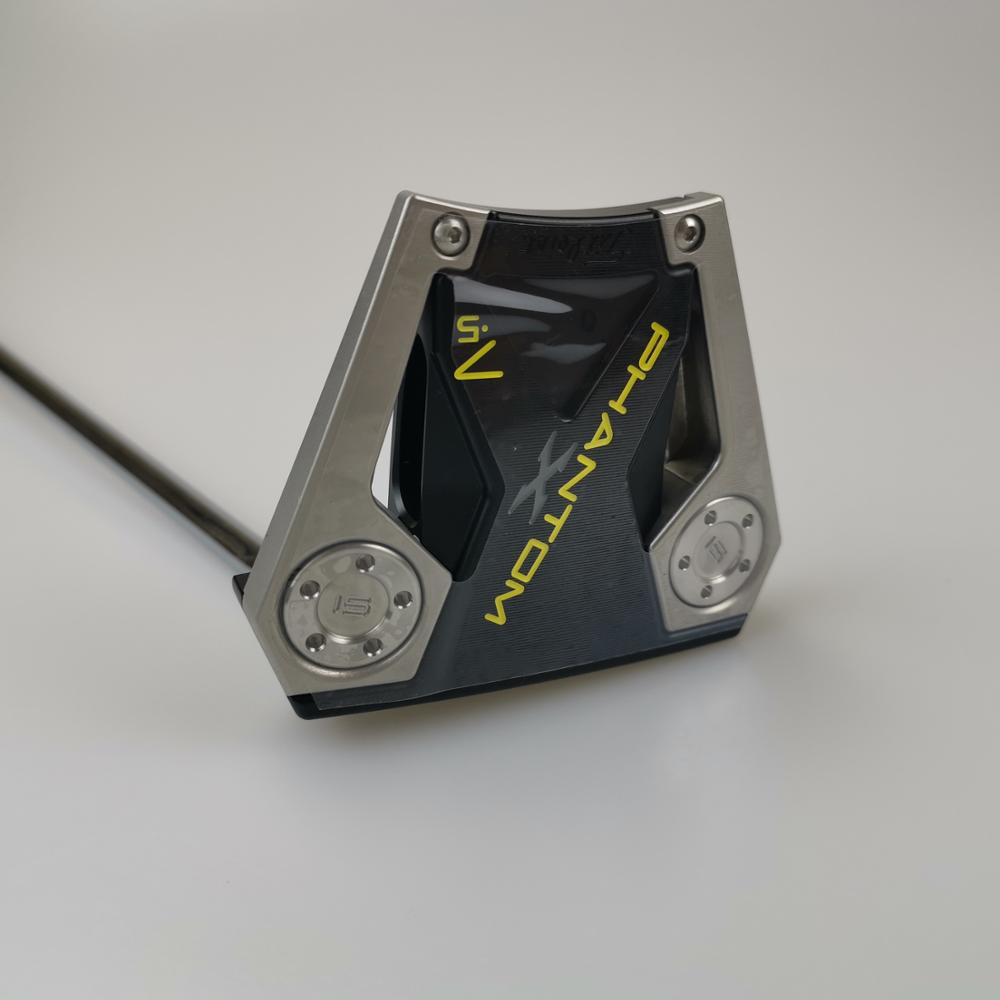 Golf Clubs Black Golf Putter PHANTOM X7.5 32-36 Inch High Quality With Head Cover Free Shipping