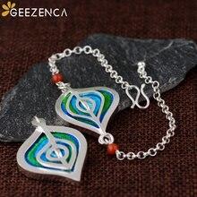 Винтажные этнические ювелирные браслеты и кулоны ручной работы