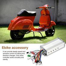 36 V/48 V 1000W бесколлекторный мотор синусоидальный контроллер для электрического велосипеда скутер Синусоидальная мотор контроллер аксессуары