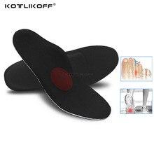 KOTLIKOFF pies planos ortopedia plantillas con soporte de arco insertos ortopédicos fascitis Plantar, dolor de pies, pronación para hombres y mujeres