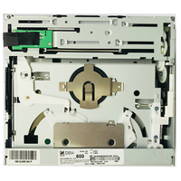 New and Original DVS Korea DVD loader DSV 600 DVS600 with PCB Board for Hyundai Meridian G08.2CD 24bit media player
