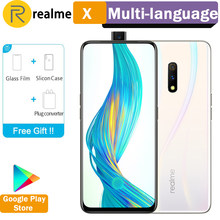 realme X 4GB 64GB Snapdragon 710 AIE Octa Core 6.53'' Screen Moblie Phone 48MP Dual Rear Camera 20W VOOC Fast Charger(China)