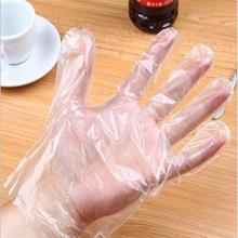 100 pcs/Set Food-Grade Plastic Gloves Disposable for Restaurant Kitchen BBQ Eco-friendly Food Cleaning New