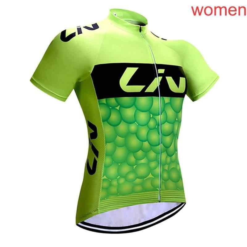 Летние велосипедные Джерси для женщин 2018 спортивная одежда Новые велосипедные Короткие рукава Джерси Одежда дышащая быстросохнущая K112901