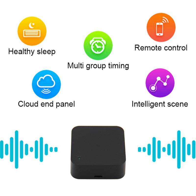 H52180a9a23834b81bc9e725be0e83a05y - Mini Smart Home Automation WIFI IR Remote Control Intelligent Universal 2.4GHz WIFI IR Remote for Alexa Echo Google Home