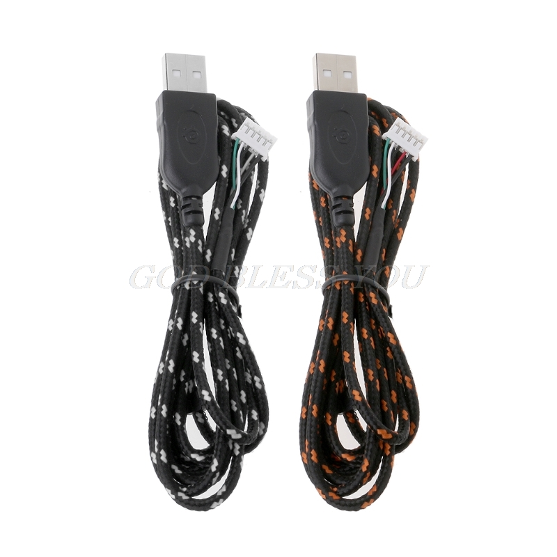 USB Mouse Cable Line Replacement Wire For SteelSeries KANA Special Mouse Lines