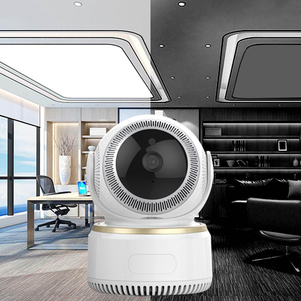 WIFI IP Camera 1080P HD Audio 2MP CCTV Infrared Night Vision Microphone Onvif Pan Tilt For Home Indoor Security Baby Monitors