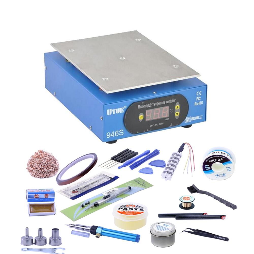 UYUE 946S Preheating 400W LCD Digital Platform Heating Plate For Phone Repair Cellphone Screen LCD Screen Separator Machine