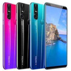 X27 Plus Smartphone 512Mb + 4G Allgemeine-Zweck Große Gerade Bildschirm Quad-Core-Smartphone Dual Karte dual Standby