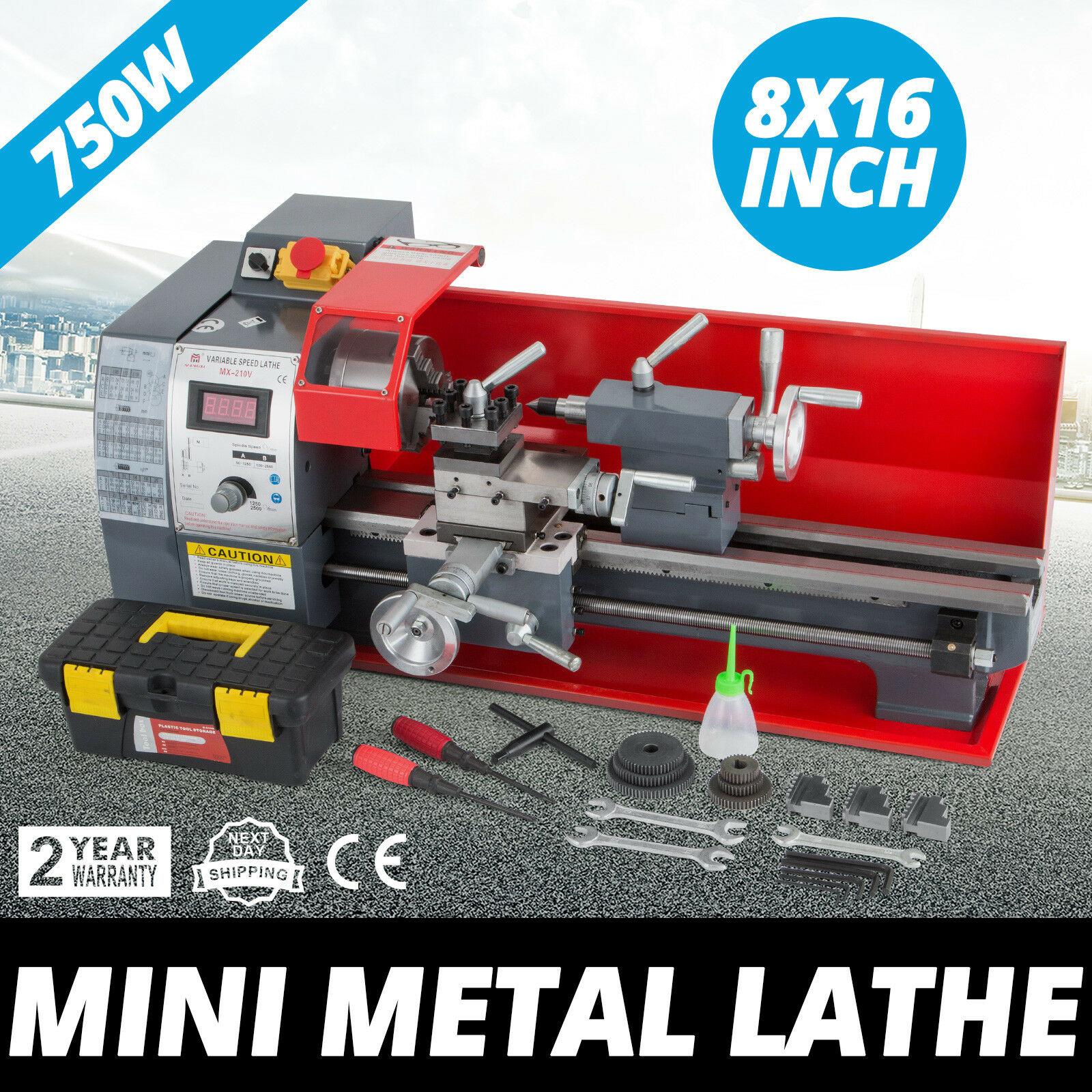 Mini Lathe Machine  8x16
