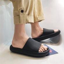Moda verão sandálias masculinas de alta qualidade sapatos de praia masculinos moda resistente ao desgaste sapatos casuais cor sólida sapato 8657