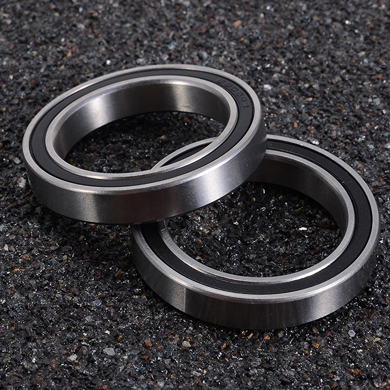 2Pcs 6806 Ceramics Bearing Mountain Road Bike Ceramic Ball Bearing Bicycle Accessories For Sram Rotor BB30/PF30/BB 386/BB