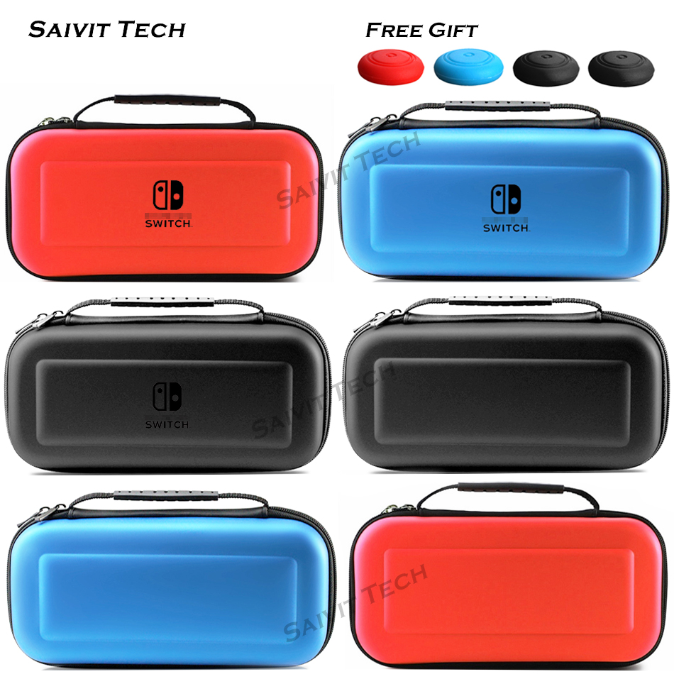 Nintendoswitch Portable Hand Storage Bag Nintendos Nintend Switch Console EVA Carry Case Cover for Nintendo Switch Accessories(China)