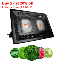 50W 100W 150W LED Plants Grow Lights AC120V or 220V Full Spectrum For Indoor Greenhouse Plants Hydroponics Flower Growth Lamp