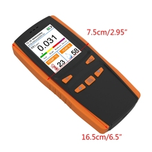 Ozone-Analyzer Gas-Detector Air-Quality Portable Intelligent-Sensor O3 Handheld