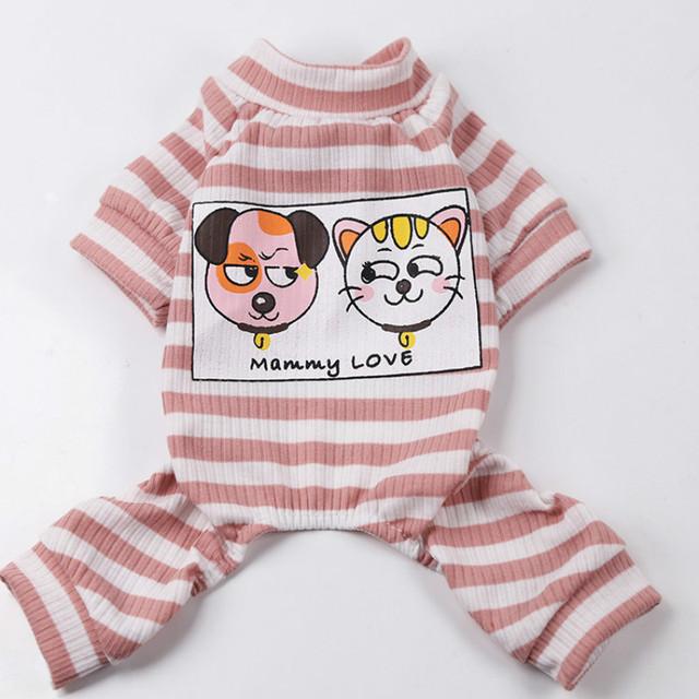 Cat/ Dog  Soft Pullover  Pajamas